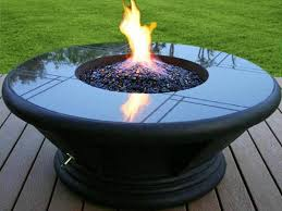 awesome outdoor propane fire table portable propane outdoor fire pit fire pits fire