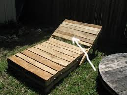Pallet Garden Loungers  Gardens Chairs And DesignPallet Furniture For Outdoors