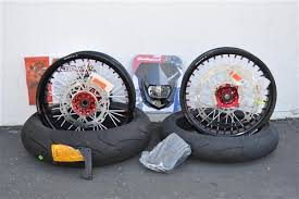 supermoto conversion kit the street customizer motostrano com