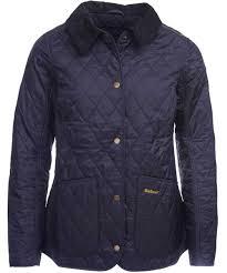 Barbour - Ladies Annandale Quilted Jacket &  Adamdwight.com