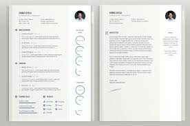 Free Downloadable Resume Templates Fascinating Free Download Resume Design Templates Holaklonecco