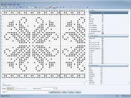 Crochet Chart Software Mac Knit Foundry Software Mac And Windows Demo Available