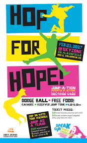 Hop For Hope Jump A Thon Sheltering Wings