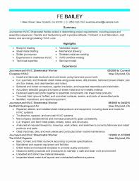 Resume Objective Examples For Iron Workers Templates Foundry Worker
