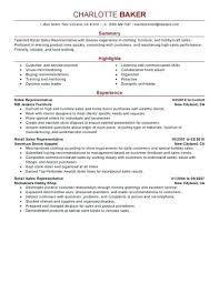 Customer Service Sample Resume Skills Resume Bank