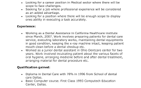 Lovely Dentist Resumes India Contemporary Resume Ideas