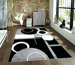 black and white area rug 8x10 gray white rug handmade trellis dark gray white area rug