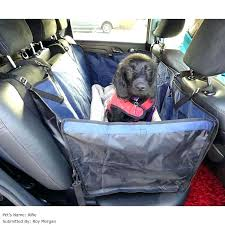 car seats dog car seat covers australia hammock style pet quilted cover loft target