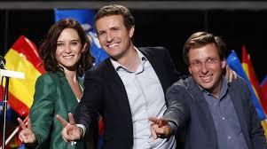 Casado salva su liderazgo y recupera Madrid ciudad
