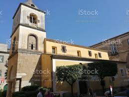 Santagata Dei Goti Chiesa Di Santangelo De Munculanis Stock Photo -  Download Image Now - iStock