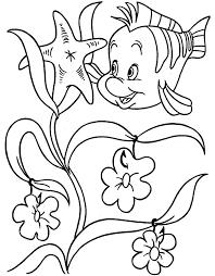 Small Picture preschool kindergarten animals worksheets tropical fish coloring