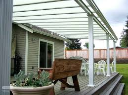 Patio Awning Kits Aluminum Patio Cover Kits Lowes controverseme
