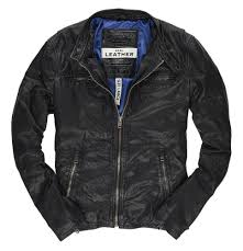 superdry real hero biker jacket
