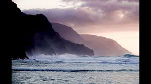 the napali coast on the north s of kauai one of the iconic shots from the island which sadly tourists will only be able to see via boat or helicopter