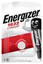 Купить <b>Батарейка ENERGIZER Lithium CR1632</b> BL1 - (блистер ...