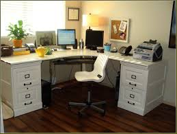 office desk with filing cabinet. L Shaped Office Desk With Filing Cabinet Ideas Of Furniture White O
