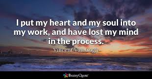 Vincent Van Gogh Quotes Amazing Vincent Van Gogh Quotes BrainyQuote