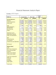 excel financial analysis template financial analysis template 2 free templates in pdf word excel