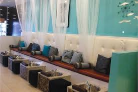 Nail Salon Design Ideas Pictures salon design or decor encompasses everything from furnishings architecture accessorizing and other creative space planning that give your salon its own