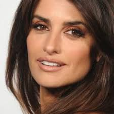 bye bye boring brown penelope cruz is practically begging you to try this
