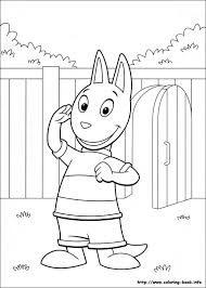 Small Picture Backyardigans coloring pages on Coloring Bookinfo