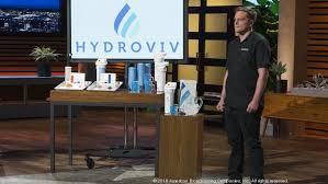 The Custom Companies Hydroviv Gets Shark Tank Deal Washington Business Journal
