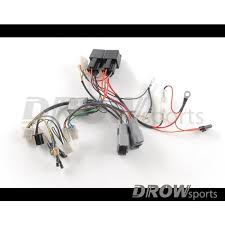 drowsports gy6 swap wire harness zoom previous next