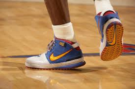 lebron shoes superman. january 7, 2009: nike zoom lebron 6 \u0027superman\u0027 pe lebron shoes superman