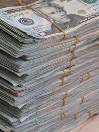 Cash Money Stack Wallpaper (Page 1 ...