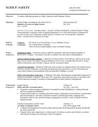 Safety Sample Resume Builder Pinterest Resume Builder