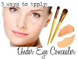 11 12 3 ways to apply under eye concealer