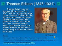 Edison biography book
