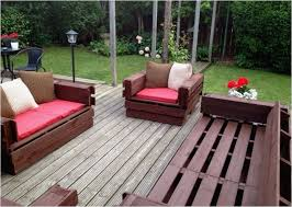 wooden pallet garden furniture. Garden Sofa Made From Pallets Furniture With Wooden New How To Make Pallet G