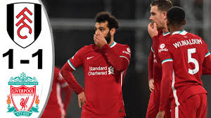 This content is provided and hosted by a 3rd party server. Fulham Vs Liverpool 1 1 All Goals Highlights 13 12 2020 Hd Youtube