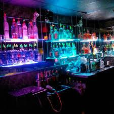 cool bar lighting. The Club Tonight Had A Pretty Cool Bar. Bar Lighting