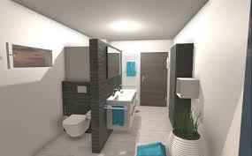 Badezimmer T Wand Grundriss