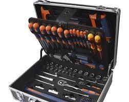 Le plus généralement vendue complè. Mallette A Outils 119 Pieces Magnusson Brico Depot