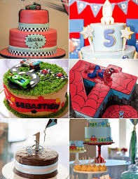 Birthday Cakes For Boys Popsugar Family