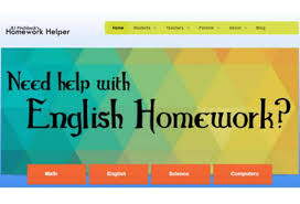Counted As Number One Among Top Homework Help Sites Cadbull
