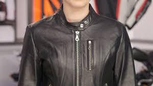 schott 21141w lambskin cafe women s jacket review at revzilla