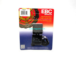 Ebc Motorcycle Brake Pads Application Chart Ebc Kevlar Organic Brake Pads F05 Small Twins V11 Sport Rear