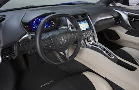 2017 acura nsx for sale Interior - United Cars - United Cars