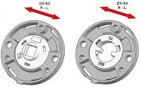 door handle rosette with integrated return spring door handle rosettes with integrated return spring mechanism