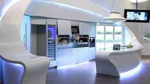 Pin By Claire Cheok On My Offline Buz Modern Kitchen Design Futuristic Interior Futuristic Furniture
