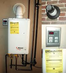 Hot Water Tank Installation Beneficial Tankless Water Heater Installation That Save For