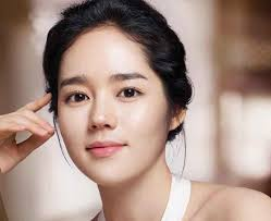 straight korean brows