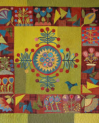 Sue Spargo's Patterned Quilts and Creations | Martha Stewart &  Adamdwight.com