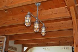featured customer rustic lighting gives nod to steampunk nautical
