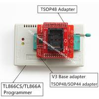newest v8 33 tl866ii plus universal minipro programmer tl866 nand flash avr pic bios usb programmer 17 pcs adapter