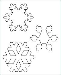Free Printable Snowflake Template Metalripoff Info